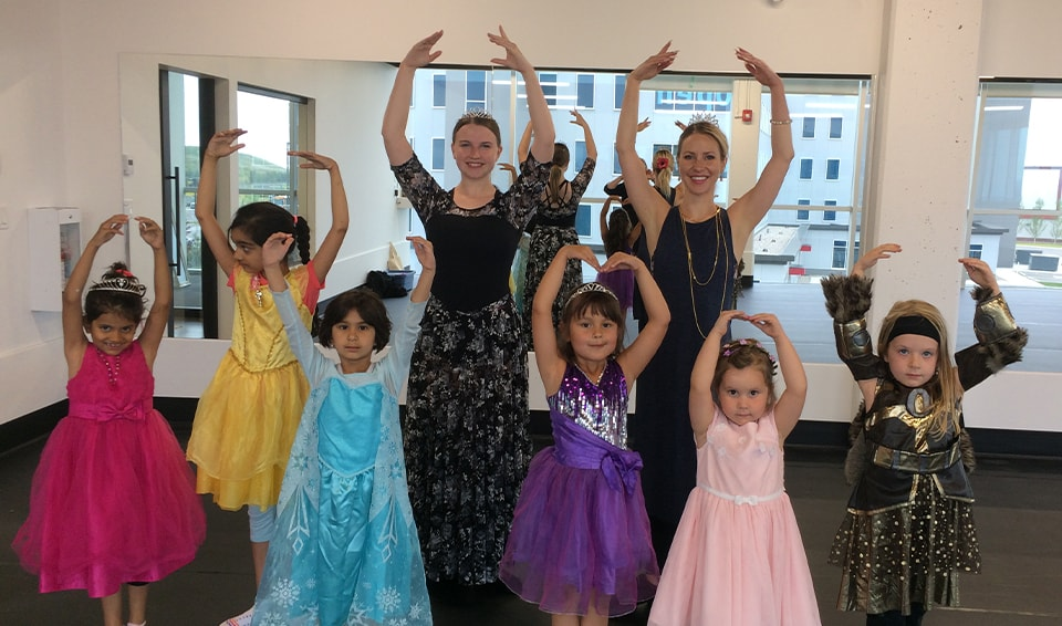 Birthday Parties At Premiere Dance Academy In Calgary